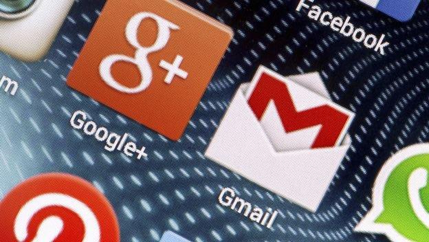 Gmail está fuera de servicio por unas horas
