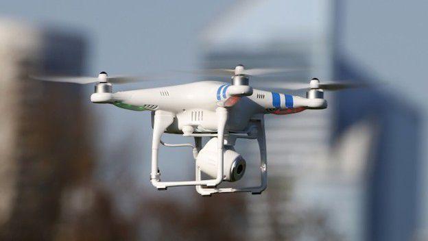 Snoopy, el dron que hackea teléfonos móviles desde el aire