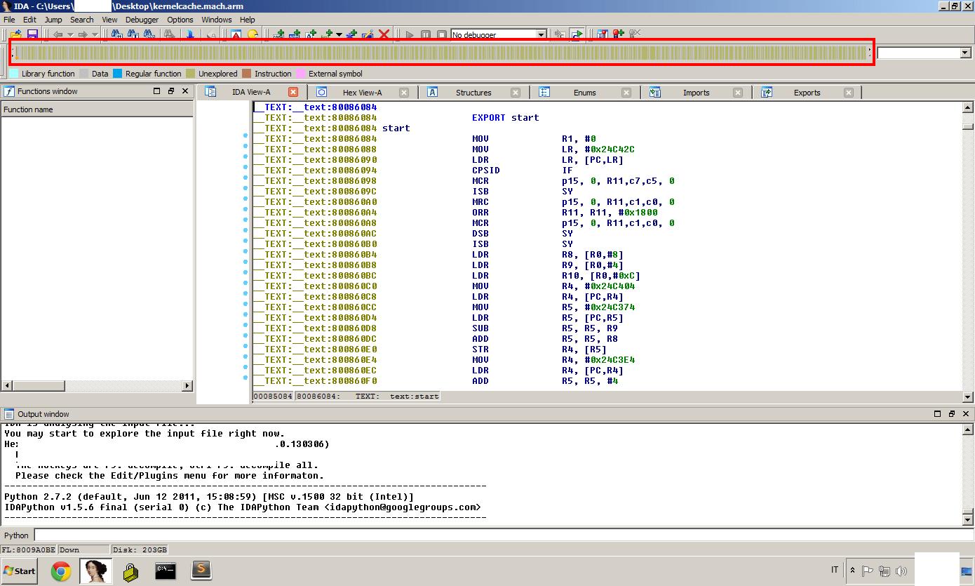 IOS reverse engineer7