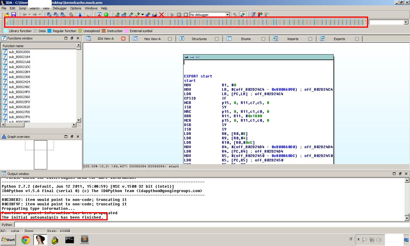 IOS reverse engineer8