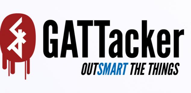 GATT-GATTacker-Bluetooth