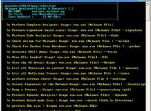 malware-analyser